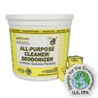 Stearns Water Flakes® ST-802 All-Purpose Cleaner & Deodorizer - (1) 400 x 0.5 wt. oz. Tub PP-ST802