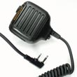 Kenwood Heavy Duty Speaker Mic w/ Earphone Jack