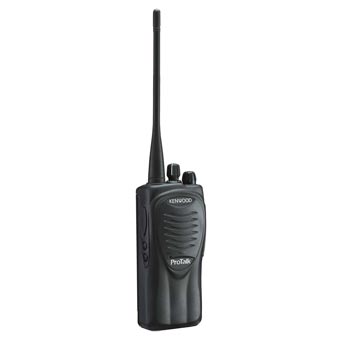 Kenwood [TK-3202LU16P] ProTalk® High-Power Compact UHF FM Portable Two-Way Radio - 4 Watt - 16 Channel