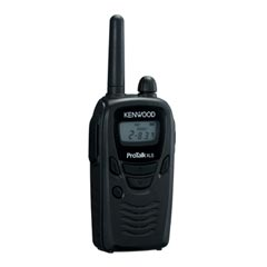 Kenwood ProTalk Ultra Compact UHF FM Portable Two-Way Radio - 1.5 Watts - 2 Channel