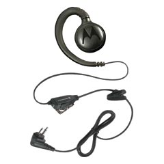 Motorola [RLN6423] Swivel Earpiece w/ Inline Push-To-Talk (PTT) Microphone