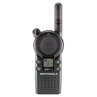Motorola CLS Series Two-Way UHF Radio Communicator
