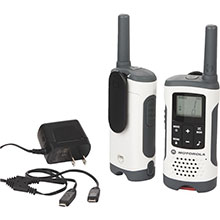 Motorola Walkie Talkies MH230R Talkabout 2-Way GMRS