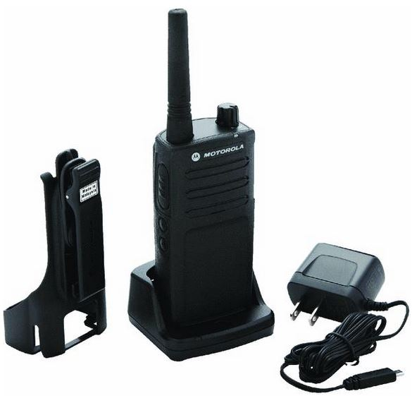 Motorola UHF Business Two-Way Radio