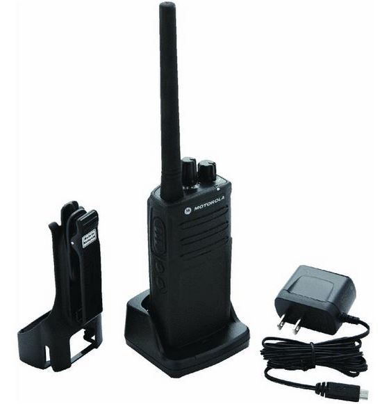 Motorola VHF Business Two-Way Radio