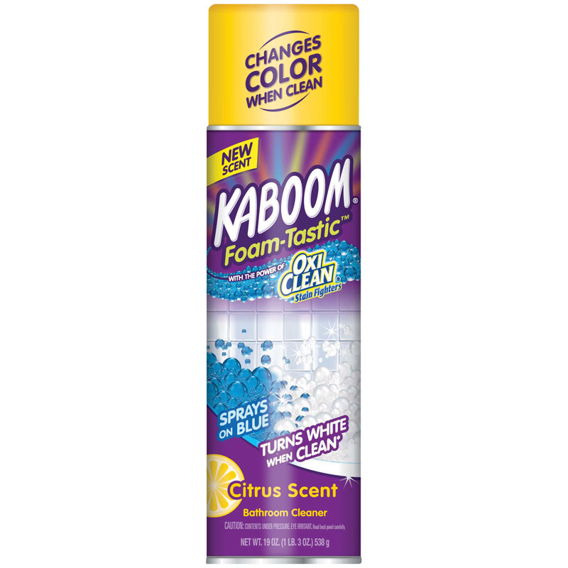 Arm & Hammer Kaboom Bathroom Cleaner