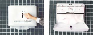Sanitor Neatseat Disposable Toilet Seat Covers & Dispensers