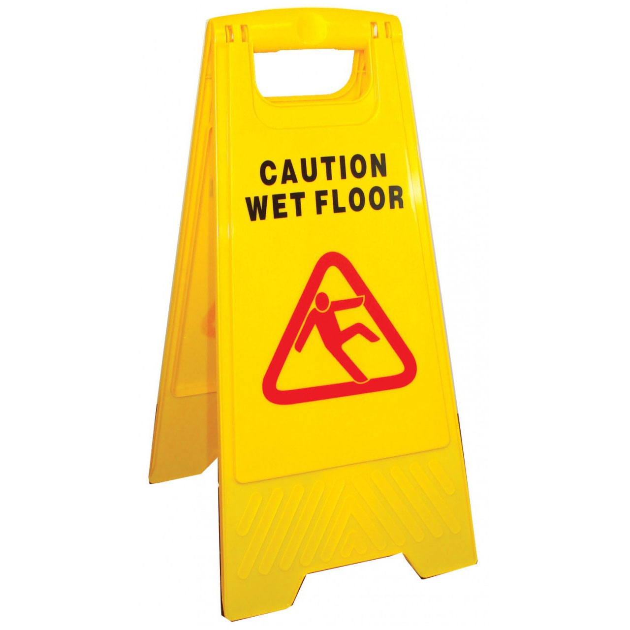 A-Frame Caution Safety Sign
