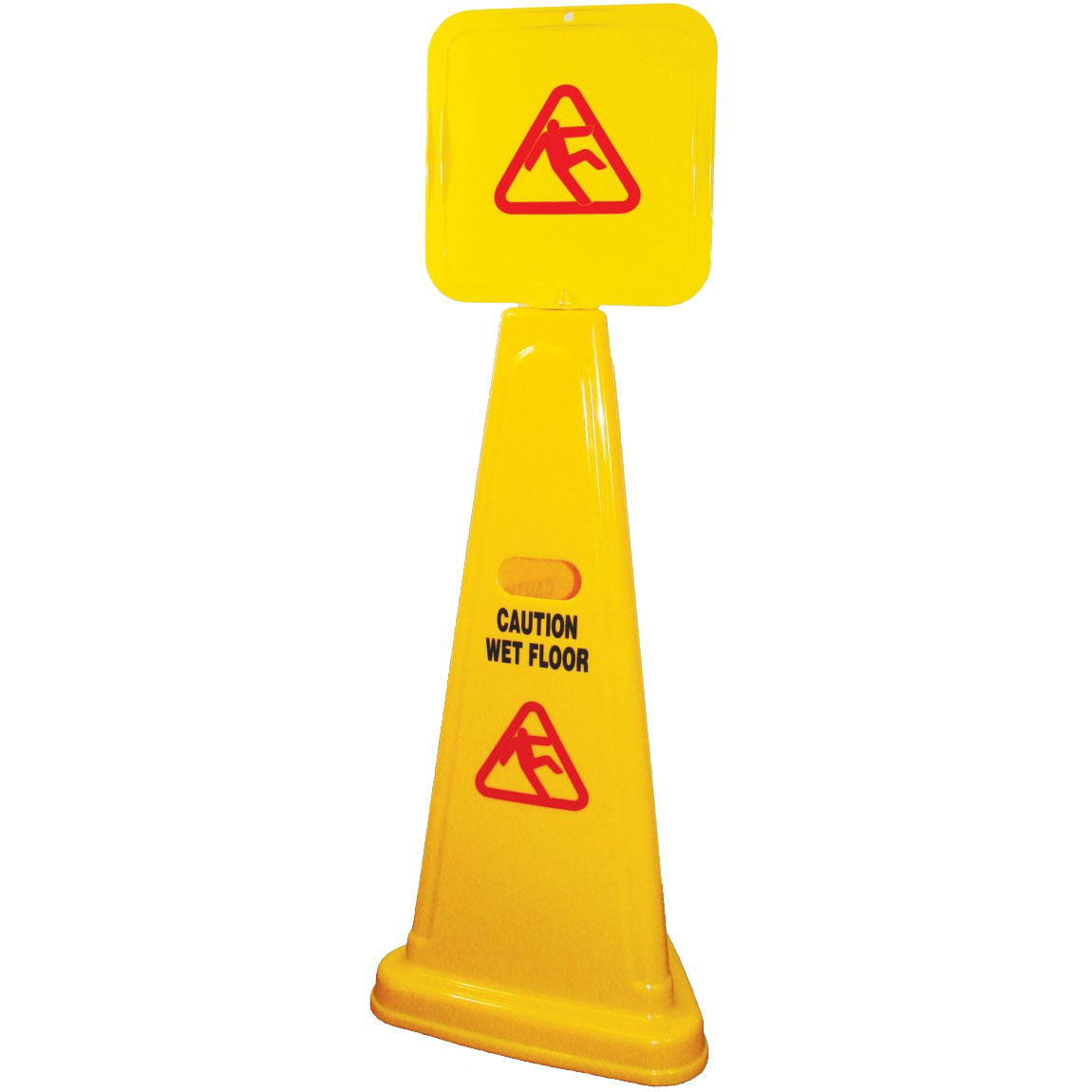 Large Caution Safety Cone