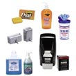 Commercial Skin Care, Soaps, Sanitizers, Foaming Soap, Lather & Personal Hygiene Products - Janitorial/Maintenance Supplies