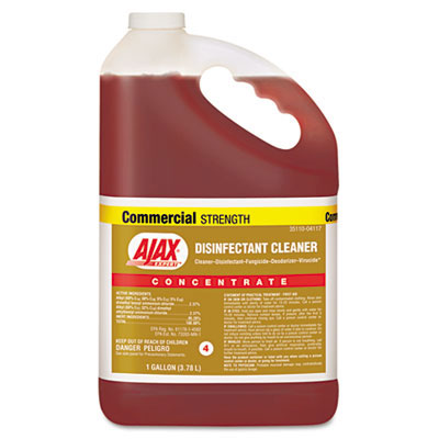 Ajax Commercial Strength Disinfectant Cleaner