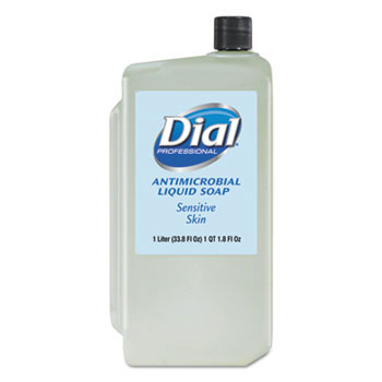 Sensitive Skin Antibacterial Liquid Hand Soap