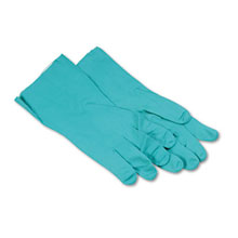 Galaxy Nitrile Flock-Lined Gloves - X-Large GLX183XL