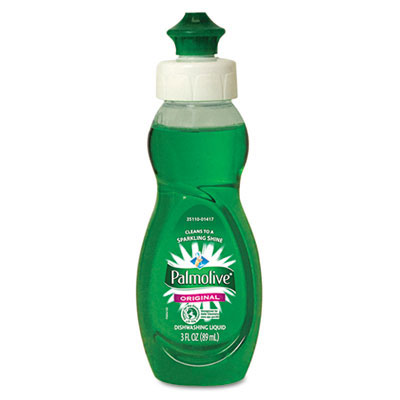 Dishwashing Liquid Original Scent 3oz Bottle Unoclean