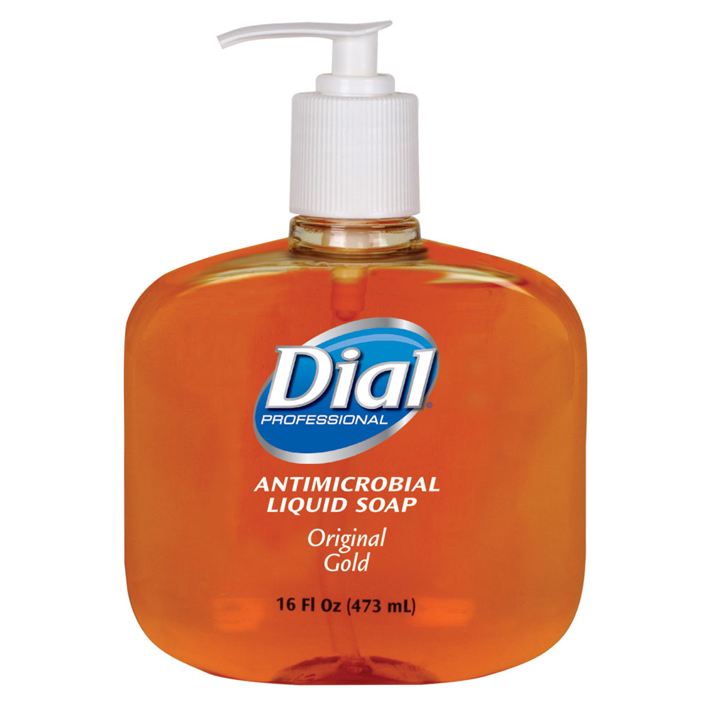 Dial 174 80790 Liquid Dial 174 Gold Antimicrobial Liquid Hand
