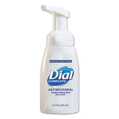 Antimicrobial Healthcare Foaming Hand Soap - (12) 7.5 oz Bottles DIA81075
