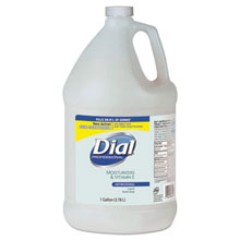 Dial Antimicrobial Liquid Soap w/ Moisturizers & Vitamin E