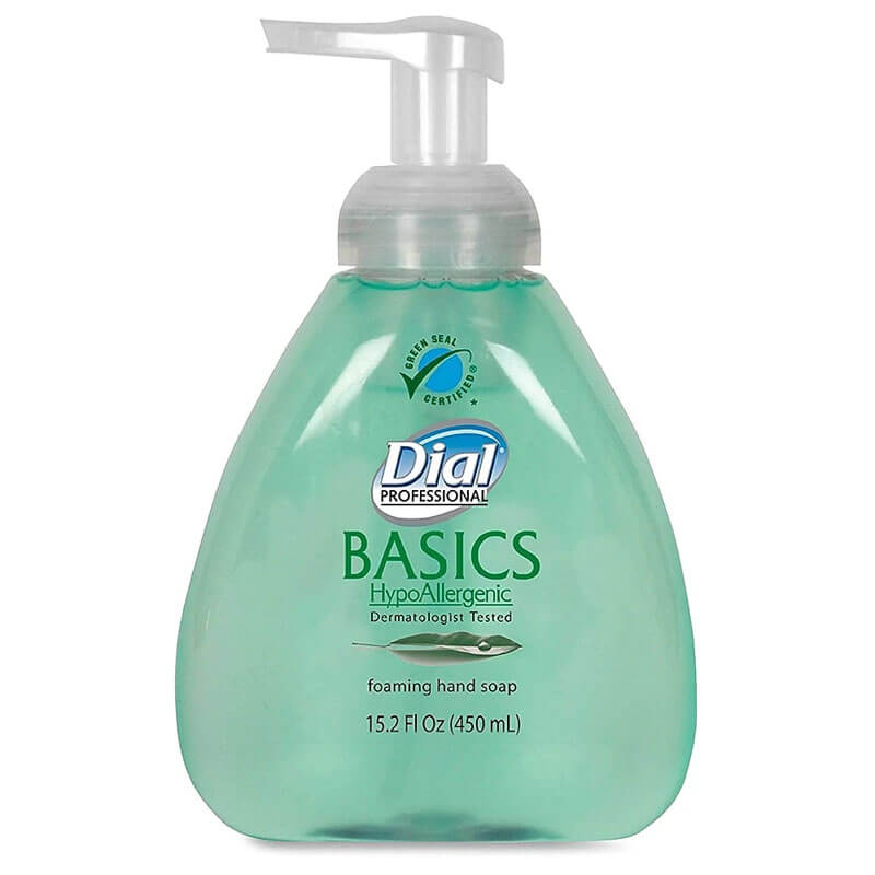 Basics Foaming Hand Wash Original Formula Fresh Scent