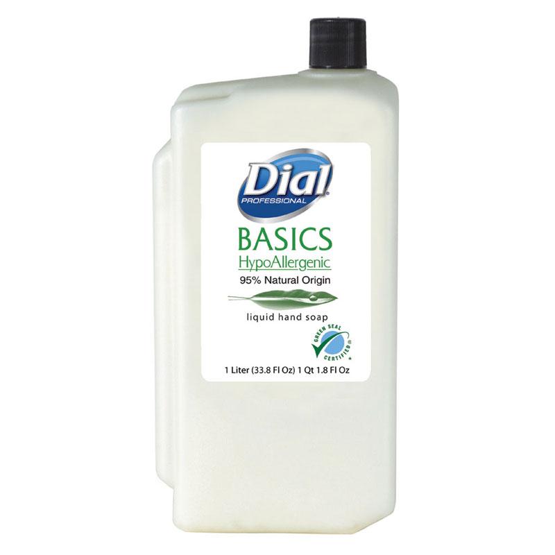 Basics Hypoallergenic Liquid Soap White Pearl