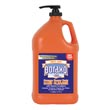 Dial 02600 Boraxo Orangae Heavy Duty Hand Cleaner w/ Natural Scrubbers - (4) 1 Gallon Pump Bottles DIA02600