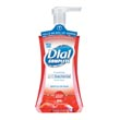 Dial 03016 Antibacterial Moisturizing Foam Hand Wash Cranberry (8) 7.5oz Pump Bottles DIA03016