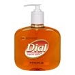 Dial 80790 Gold Antimicrobial Liquid Hand Soap w Moisturizers (12) 16oz Pump Bottles DIA80790
