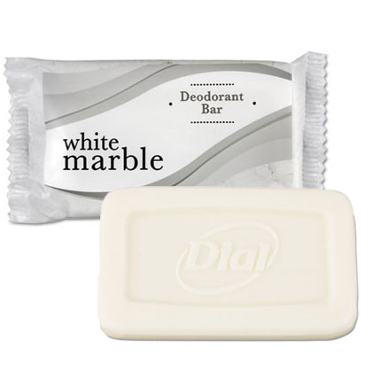 Deodorant Soap Bar, Individually Wrapped - (500) 1.5 oz. Bars DIA00194A