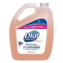Dial Antibacterial Foaming Hand Soap - 1 Gallon