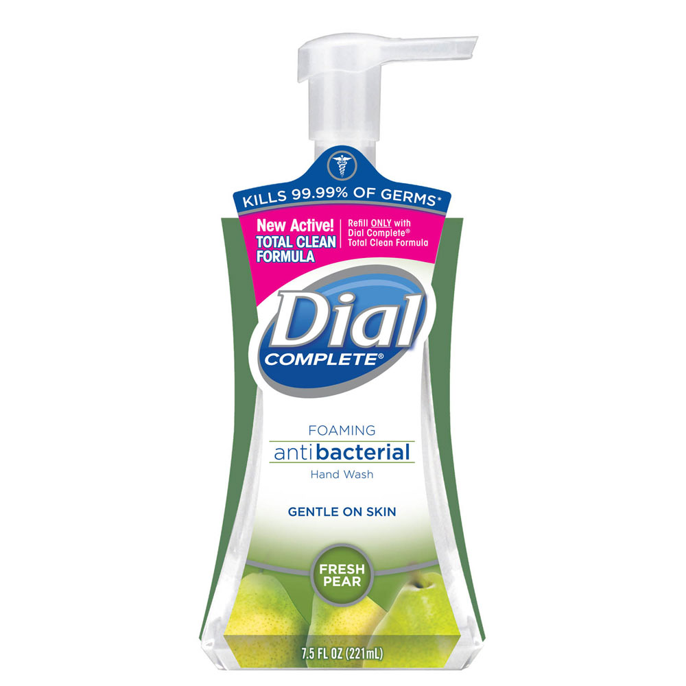 Dial Complete Foaming Hand Wash - 7.5 Pump Bottle