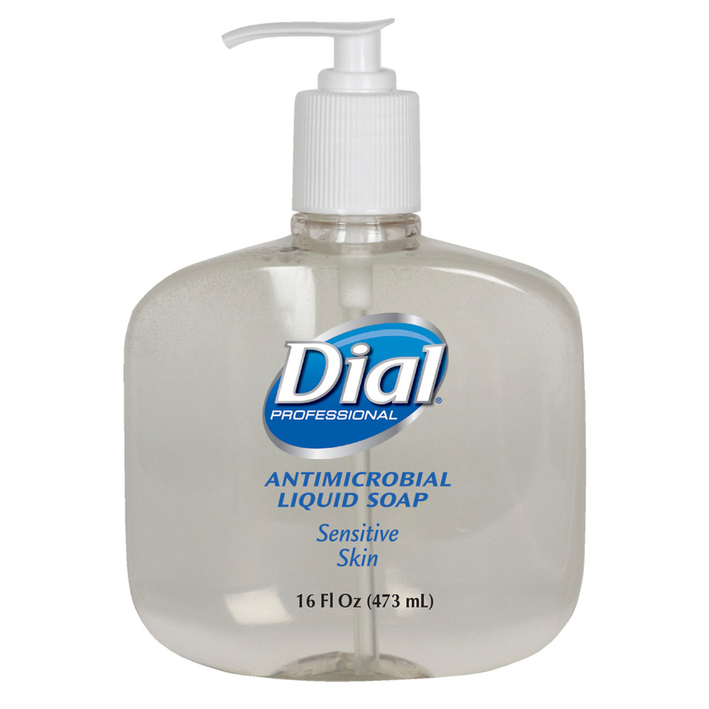 Dial 174 80784 Liquid Dial 174 Sensitive Skin Antimicrobial