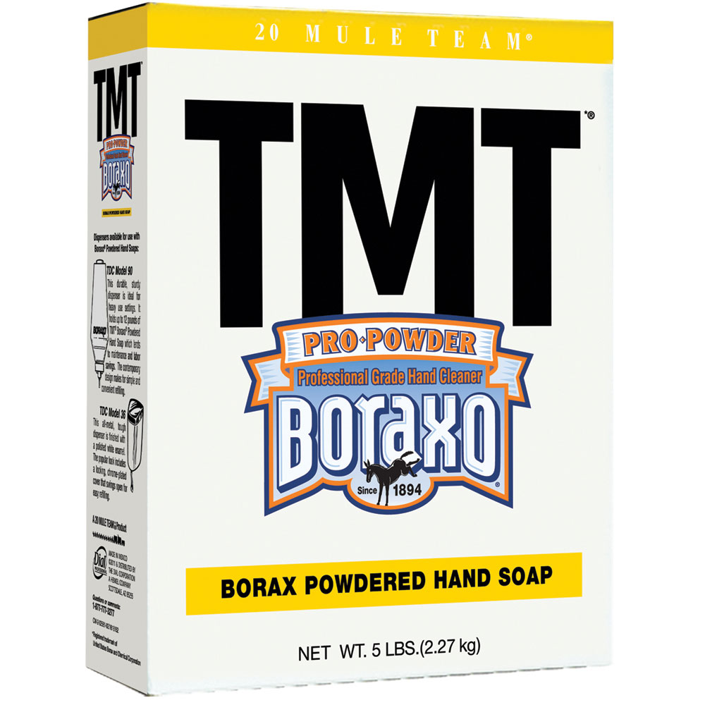 TMT Boraxo Powdered Hand Soap