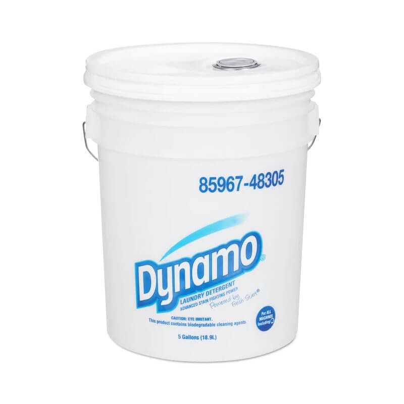 Dynamo Industrial-Strength Laundry Detergent