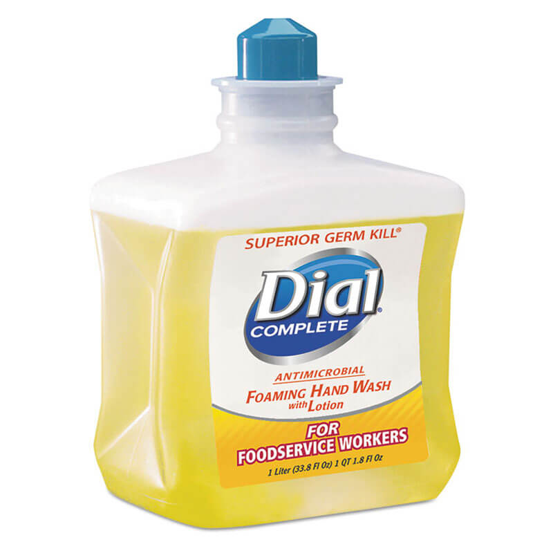 Dial Complete Foodservice Foaming Hand Soap