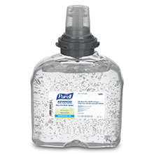Purell TFX Green Hand Sanitizer Gel - 1200 mL