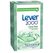 Lever 2000 Perfectly Fresh Moisturizing Bar Hand Soap