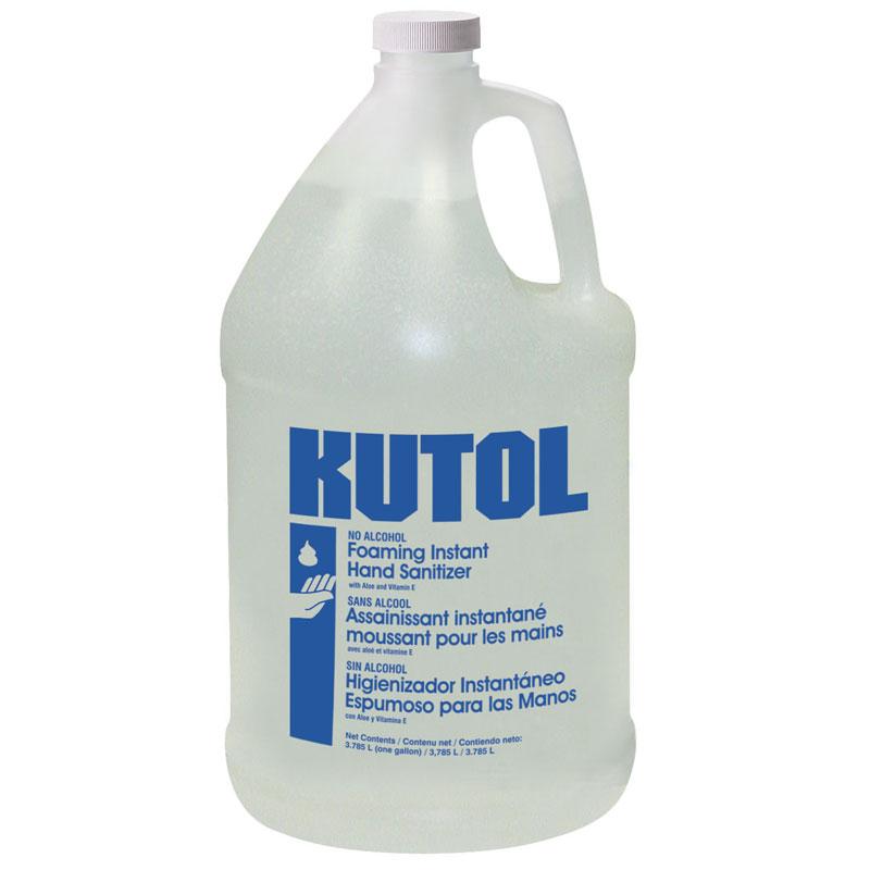 1 Gallon Instant Foam Hand Sanitizer w/ No Alcohol - UnoClean