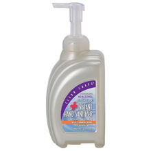 Clean Shape Instant Foam Hand Sanitizer - No Alcohol - (8) 950 mL Bottles HB-68278