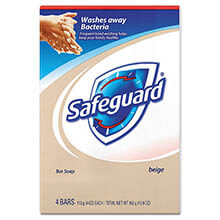 Safeguard Antibacterial Bar Hand Soap - 4 oz. Bars