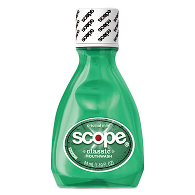 1.5 oz Scope Mouthwash Original Mint