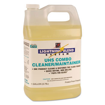 UHS Combo Floor Cleaner / Maintainer - 1 Gallon Bottle