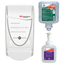 Deb Stoko Sanitizers and  Sanitizer Dispensers