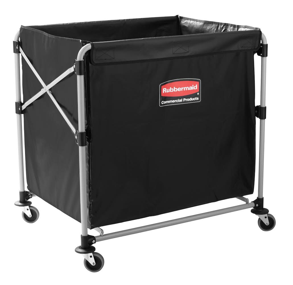 Rubbermaid Commercial Collapsible X-Cart