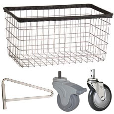 Replacement Cart Parts