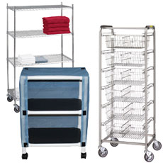Linen Storage u0026 Racks  sc 1 st  UnoClean & Laundry Products Hospitality Commercial Laundry u0026 Medical ...