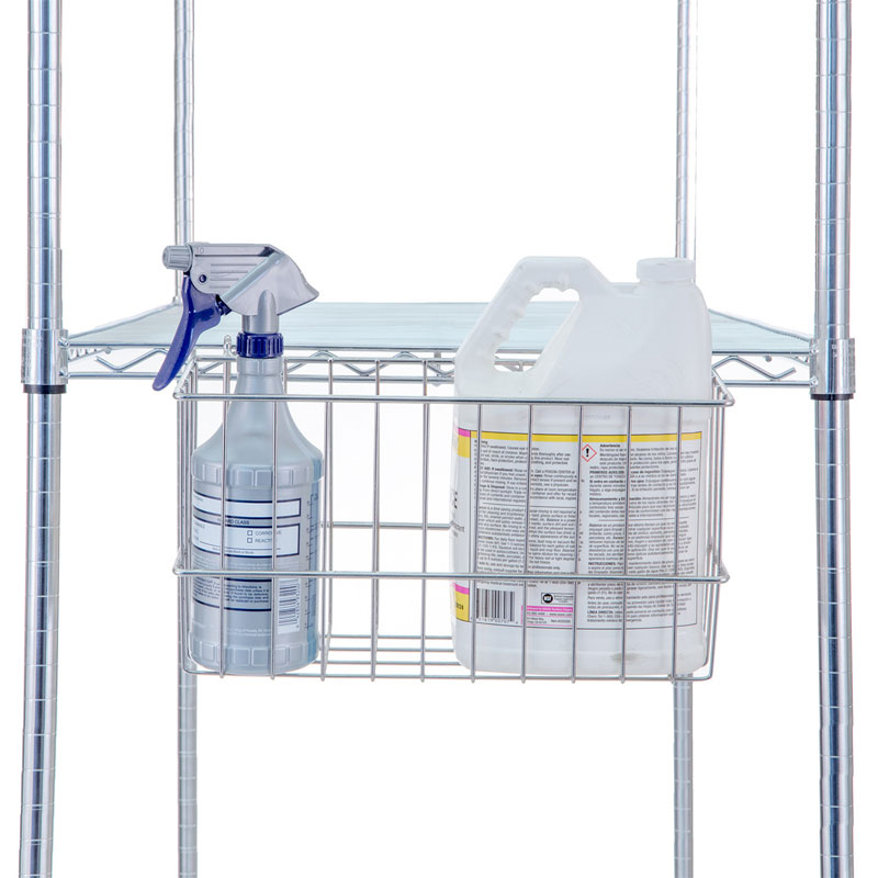 Rb wire accessory storage basket unoclean for Rb storage