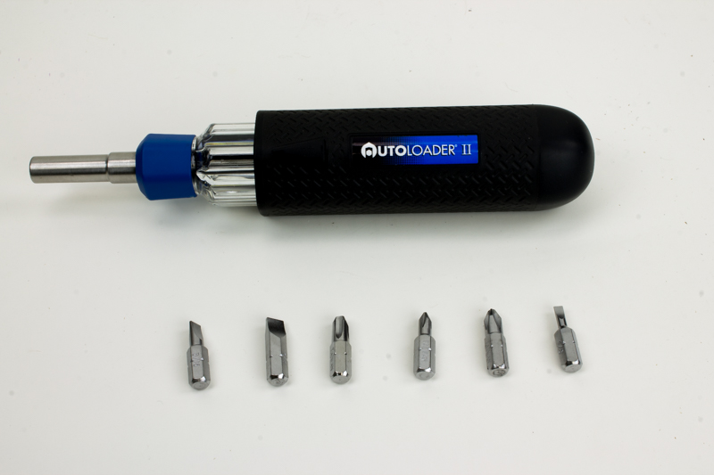 Screwdriver Multiple Bits - Auto Loader 2