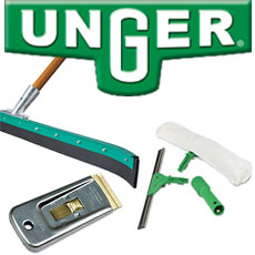 Unger Cleaning Tools