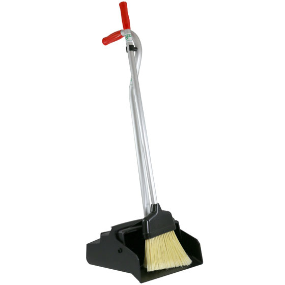Unger Ergo DustPan/Broom UNGEDPBR