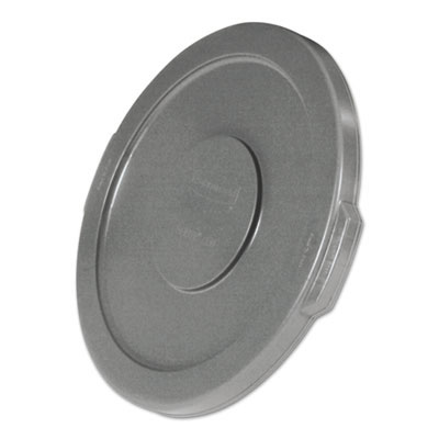 Brute Round Trash Can Lid - 10 Gallon - Gray