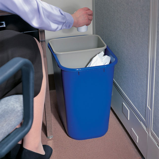 Rubbermaid 2956 73 Deskside Recycling Container 28 1 8